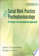 Social Work Practice and Psychopharmacology  Third Edition