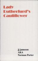 Lady Rutherfurd's Cauliflower