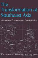 The Transformation of Southeast Asia Pdf/ePub eBook