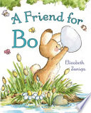 A Friend for Bo Elisabeth Zuniga Cover