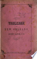 Tableaux Geographical Commercial Geological And Sanitory Of New Orleans