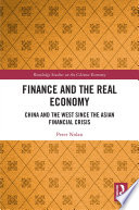 Finance and the Real Economy