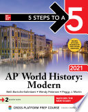 5 Steps to a 5  AP World History  Modern 2021 Book