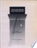 Glass Ceiling Task Force Report