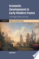 Economic Development in Early Modern France