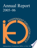 Ieo Annual Report 2005 06 Epub