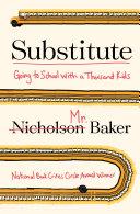 Substitute Pdf/ePub eBook