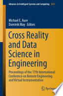 Cross Reality and Data Science in Engineering