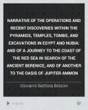 Narrative of the Operations and Recent Discoveries Within the Pyramids, Temples, Tombs, and Excavations in Egypt and Nubia