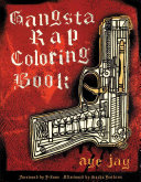 Gangsta Rap Coloring Book