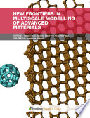 New Frontiers In Multiscale Modelling Of Advanced Materials Book PDF