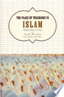 Read Online The Place of Tolerance in Islam For Free