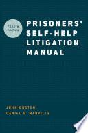 Prisoners Self Help Litigation Manual