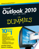 Outlook 2010 All In One For Dummies