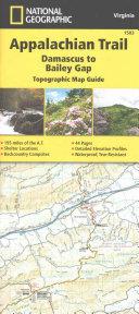 Appalachian Trail  Damascus to Bailey Gap  Virginia