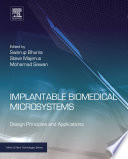 Implantable Biomedical Microsystems Book