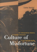 Culture of Misfortune ebook