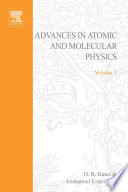 Advances in Atomic and Molecular Physics