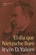 When Nietzsche Wept Pdf/ePub eBook