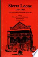 Sierra Leone 1787 1987