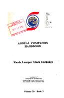 Annual Companies Handbook