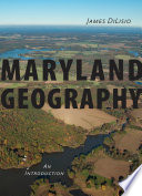 Maryland Geography