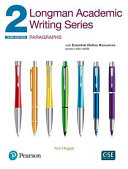 Cover of Longman Academic Writing Series 2 SB with Online Resources