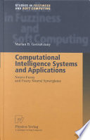 Computational Intelligence Systems and Applications Book
