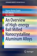 An Overview of High energy Ball Milled Nanocrystalline Aluminum Alloys