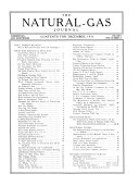 The Natural Gas Journal