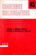 Canciones y romances populares impresos en Barcelona en el siglo XIX