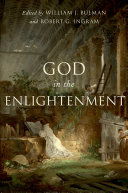 God in the Enlightenment Book