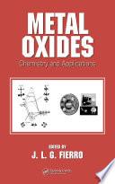 Metal Oxides Book