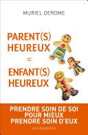 Pdf Parents heureux = enfants heureux Telecharger