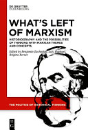 What   s Left of Marxism