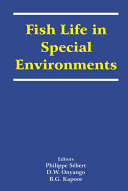 Fish Life In Special Environments Book PDF