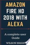 Amazon Fire HD 2018 with Alexa