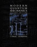 Modern quantum mechanics /