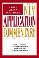 NIVAC Bundle 4: Major Prophets