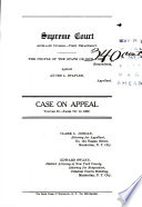 Supreme Court Appellate Division-First Department Case On Appeal Vol. II-Pages 711 to 1362