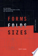 Forms Folds Sizes