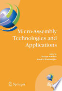 Micro Assembly Technologies and Applications