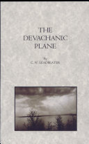 The Devachanic Plane