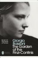 The Garden of the Finzi-Continis [Pdf/ePub] eBook