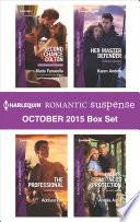 Harlequin Romantic Suspense October 2015 Box Set