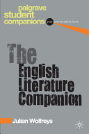 The English Literature Companion