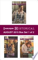 Harlequin Historical August 2015 Box Set 1 Of 2