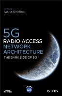 5G Radio Access Network Architecture