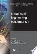 Biomedical Engineering Fundamentals Book PDF