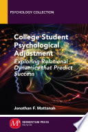 College Student Psychological Adjustment
